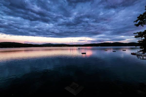 Photograph - Lake Evening by Tom Singleton