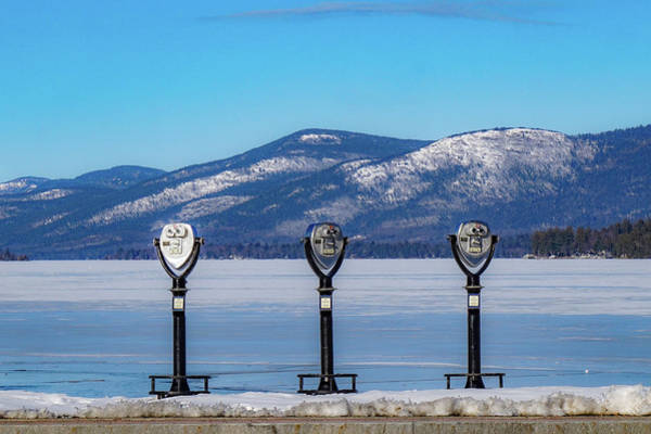 Photograph - Lake George Pay-per-view by Kendall McKernon