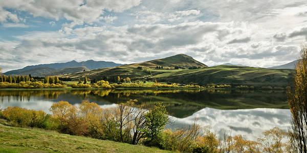 Photograph - Lake Hayes by Chris Cousins