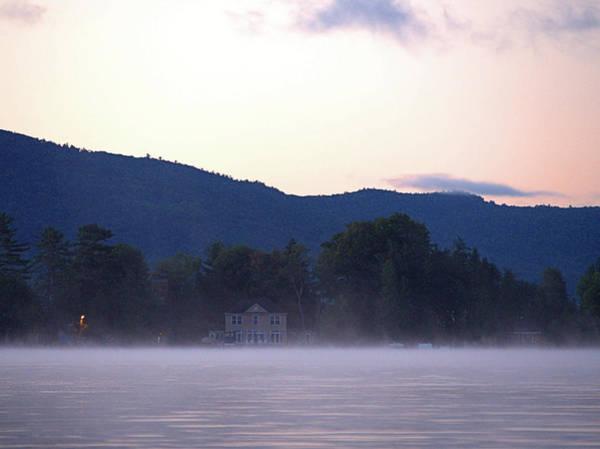 Photograph - Lake House by Newwwman