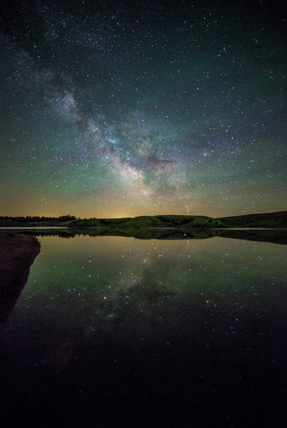 Wall Art - Photograph - Lake Hudson  by Aaron J Groen