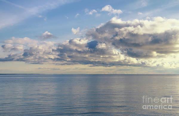 Photograph - Lake Huron Sky by Rachel Cohen