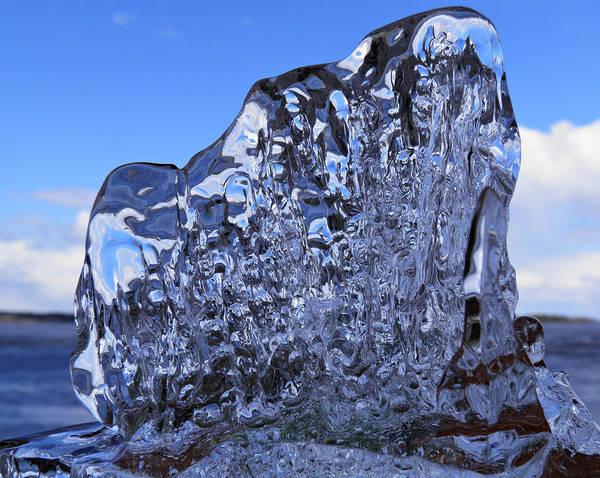 Photograph - Lake Ice by Sami Tiainen
