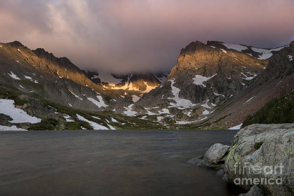Photograph - Lake Isabel by Keith Kapple