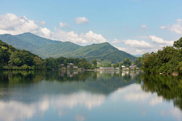 Photograph - Lake Junaluska #1 - September 9 2016 by D K Wall