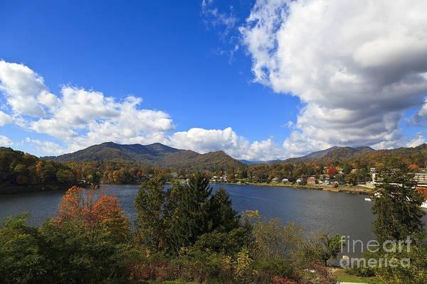 Photograph - Lake Junaluska by Jill Lang