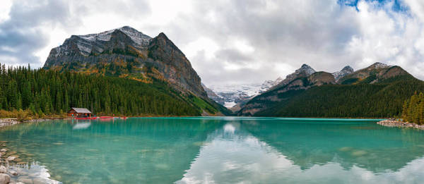 Photograph - Lake Louise by U Schade