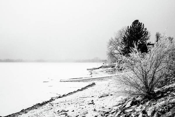 Photograph - Lake Loveland Winter by Jon Burch Photography