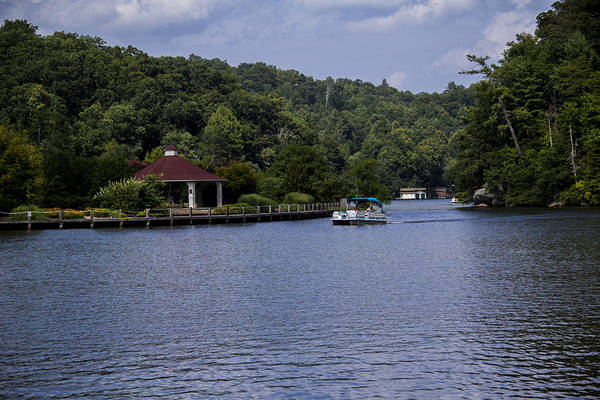 Photograph - Lake Lure by Allen Nice-Webb