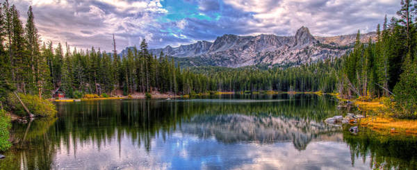 Photograph - Lake Mamie Panorama by Lynn Bauer