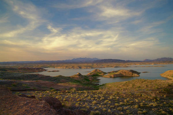 Wall Art - Photograph - Lake Mead by Lana Trussell