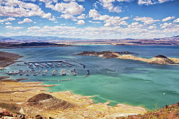 Photograph - Lake Mead, Nevada by Tatiana Travelways