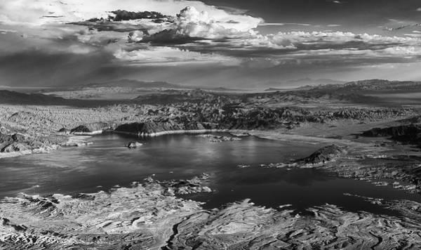 Wall Art - Photograph - Lake Mead  by Robert Hayton