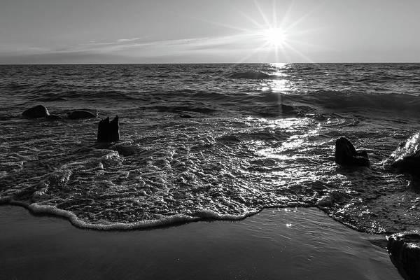 Photograph - Lake Michigan by Heather Kenward