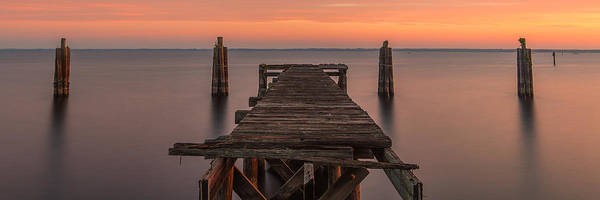 Photograph - Lake Monroe Sunrise by Stefan Mazzola