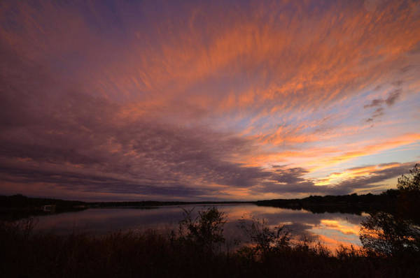 Photograph - Lake Moss 2504b by Ricardo J Ruiz de Porras