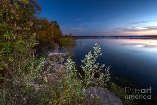 Photograph - Lake Neatahwanta Twilight by Rod Best