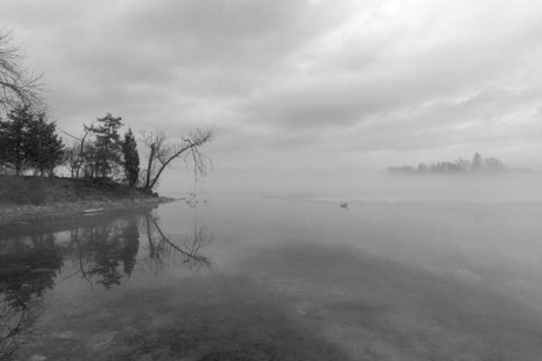 Photograph - Lake Of Mist by Sara Hudock