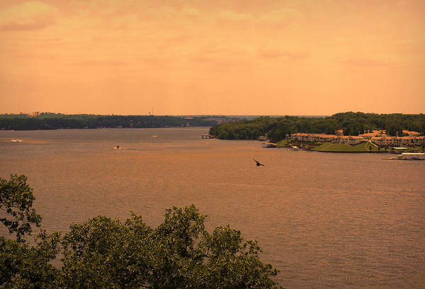 Missouri Ozarks Photograph - Lake Of The Ozarks - Shawnee Bend by Cricket Hackmann