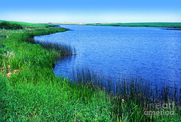 Photograph - Lake Of The Shining Waters Prince Edward Island by Thomas R Fletcher