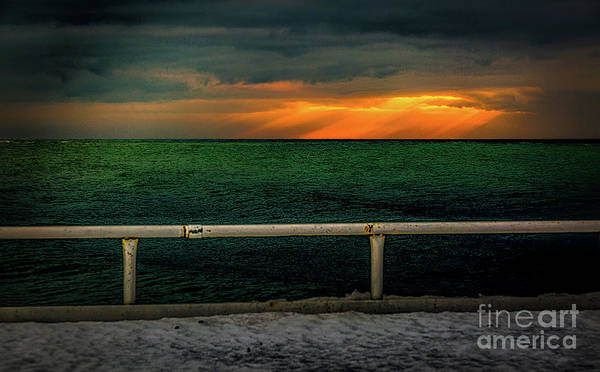 Photograph - Lake Ontario Dawn by Roger Monahan