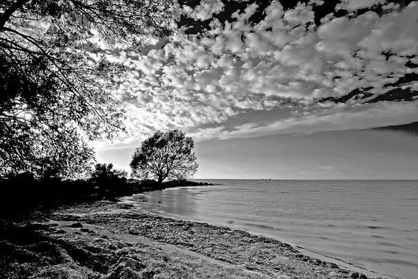 Lake Ontario. New York  Art Print