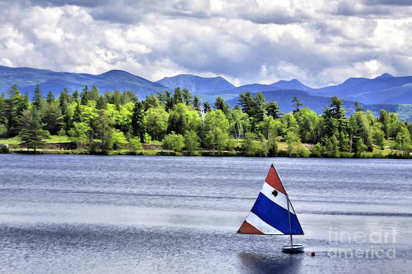 Photograph - Lake Placid by Deborah Benoit