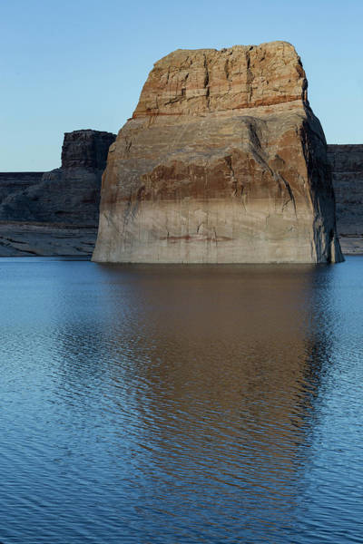 Lake Powell Monolith Art Print