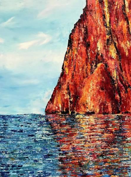 Wall Art - Painting - Lake Powell Redux  by Julia S Powell