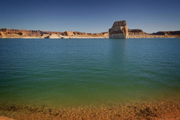Wall Art - Photograph - Lake Powell by Ricky Barnard