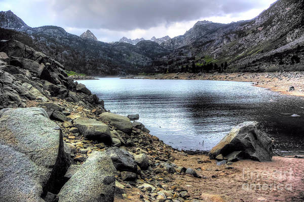 Photograph - Lake Sabrina 4 by Joe Lach