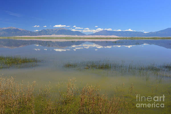 Photograph - Lake San Luis by Charles Owens