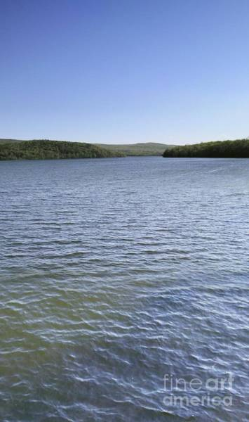 Lake Scranton Panorama Iv by Daniel Henning