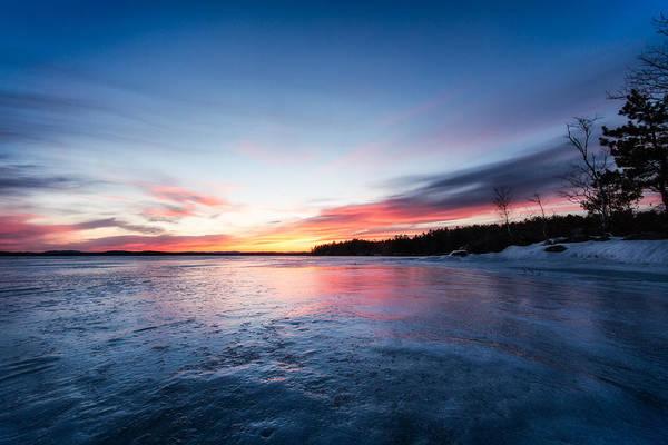 Photograph - Lake Shot by Robert Clifford