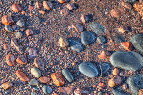 Photograph - Lake Superior Pebbles by Paul Schultz