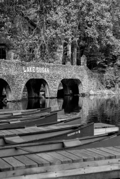 Photograph - Lake Susan Bw by Joye Ardyn Durham
