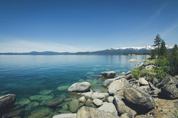 Photograph - Lake Tahoe by Margaret Pitcher