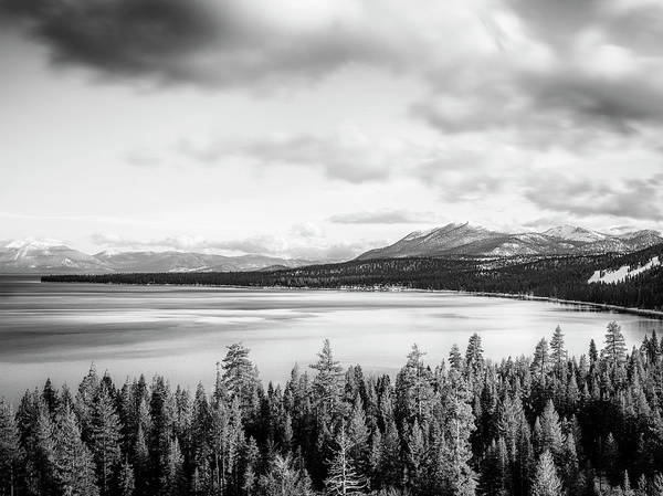 Wall Art - Photograph - Lake Tahoe West Shore by Steve Spiliotopoulos