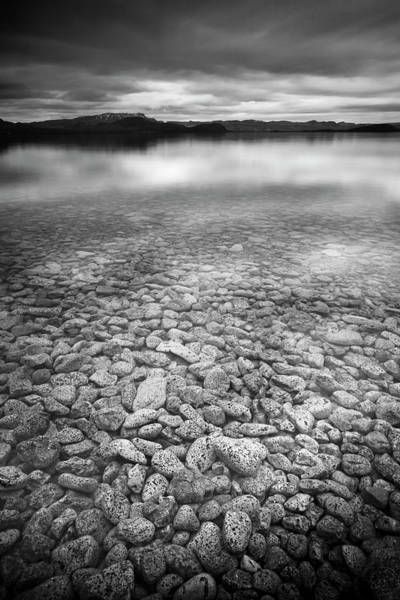 Photograph - Lake Thingvallavatn Iceland by Peter OReilly