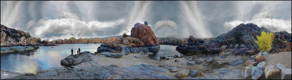 Photograph - Lake Watson Mindscape by Wayne King