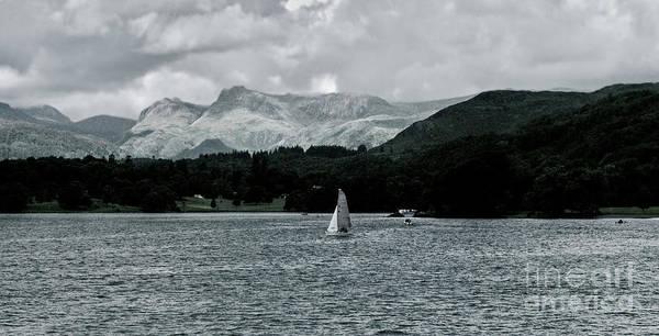 Photograph - Lake Windermere One by Lance Sheridan-Peel