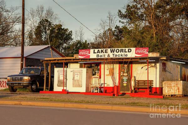 Photograph - Lake World by Charles Hite