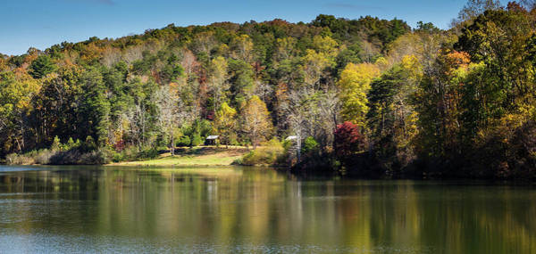 Photograph - Lake Zwerner, Georgia by Randy Bayne
