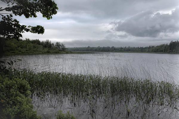 Photograph - Lakeside Awakening by John M Bailey