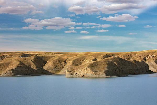 Photograph - Lakeside Bluffs by Todd Klassy