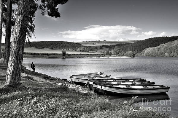 Photograph - Lakeside Evening by Martyn Arnold
