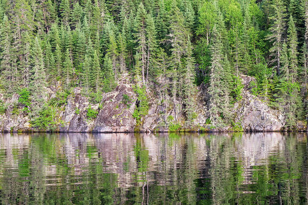 Photograph - Lakeside Reflection by Keith Smith