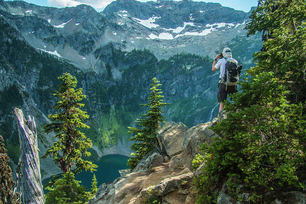 Photograph - Lakeside View by Doug Scrima
