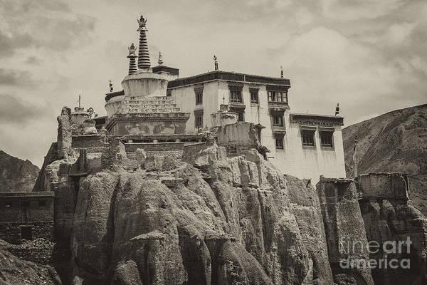 Photograph - Lamayuru Monastery by Hitendra SINKAR