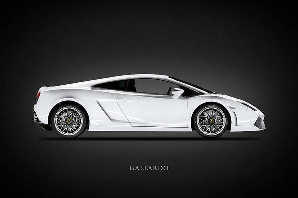 Super Photograph - Lamborghini Gallardo by Mark Rogan